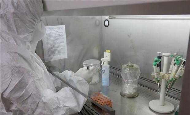 Các doanh nhân hỗ trợ sản xuất 10 nghìn bộ kit phát hiện nhanh virus SARS-CoV-2