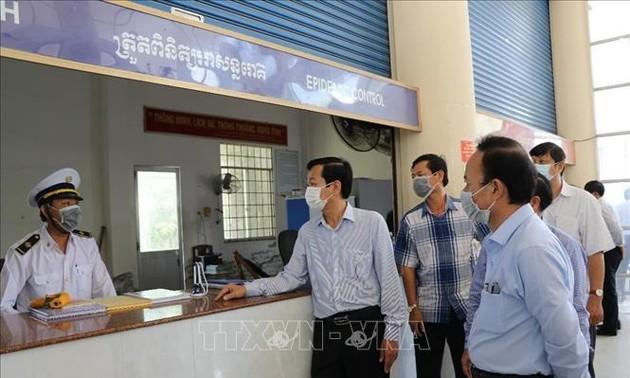 Thêm các ca nhiễm virus SARS-CoV-2 ở Việt Nam là người nước ngoài