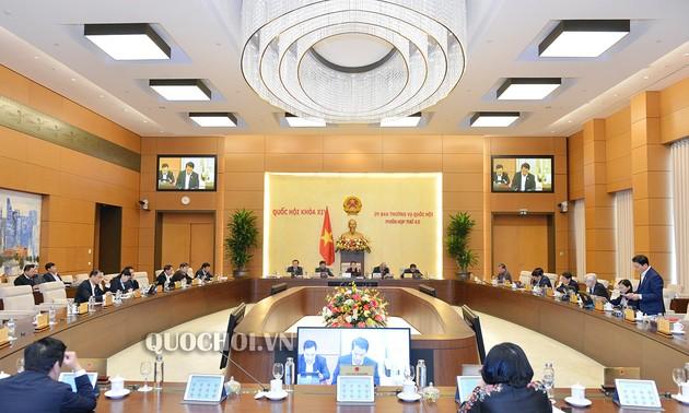 Ủy ban Thường vụ Quốc hội cho ý kiến dự án Luật Đầu tư theo phương thức đối tác công-tư