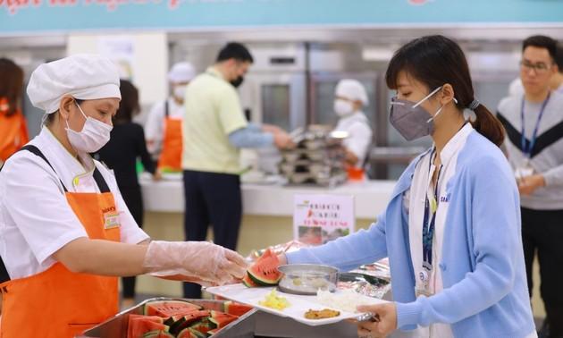 Doanh nghiệp Hàn Quốc tại Việt Nam thể hiện trách nhiệm xã hội trong việc ứng phó với dịch Covid-19