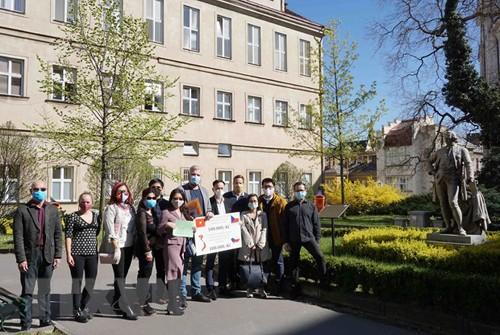 Cộng hòa Czech cảm ơn tới Chính phủ VN và kiều bào hỗ trợ chống dịch Covid-19