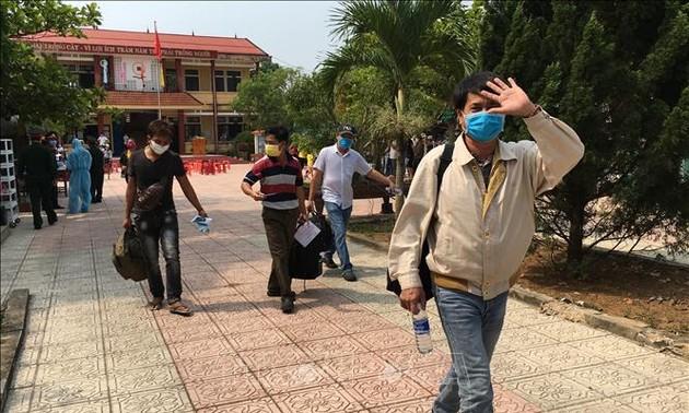 Truyền thông quốc tế đề cao tính minh bạch, quyết tâm chống dịch và hành động tương trợ của Việt Nam