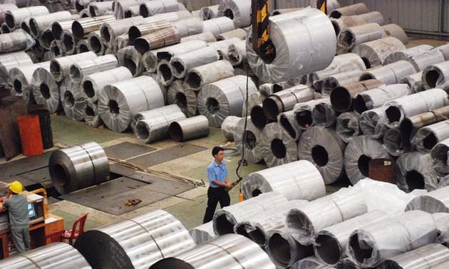 Hoa Kỳ thông báo điều tra áp dụng biện pháp chống lẩn tránh thuế với sản phẩm thép tấm không gỉ nhập khẩu từ Việt Nam