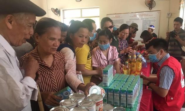 Chương trình Chợ nhân đạo hỗ trợ hơn 2.000 người dân có hoàn cảnh khó khăn tại Cao Bằng
