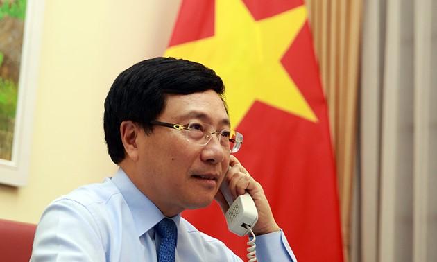Việt Nam sẵn sàng cùng Na Uy chia sẻ kinh nghiệm, phối hợp phòng chống dịch COVID-19