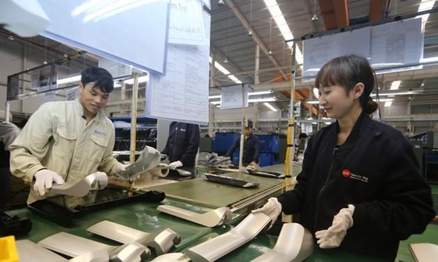 Vốn ngoại vào Việt Nam sau 5 tháng đạt gần 13,9 tỉ USD