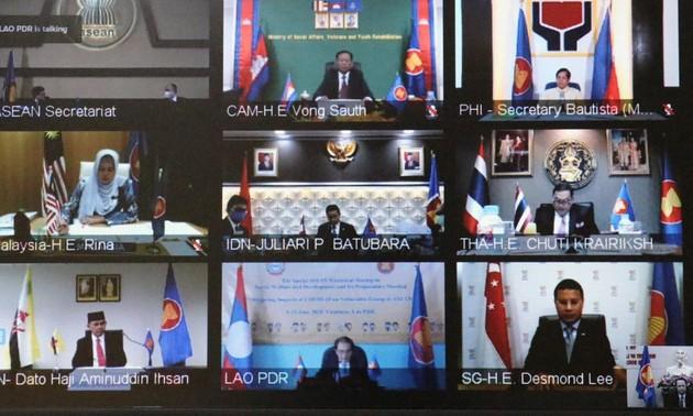 Giảm thiểu tác động của COVID-19 đến các nhóm dễ bị tổn thương trong ASEAN