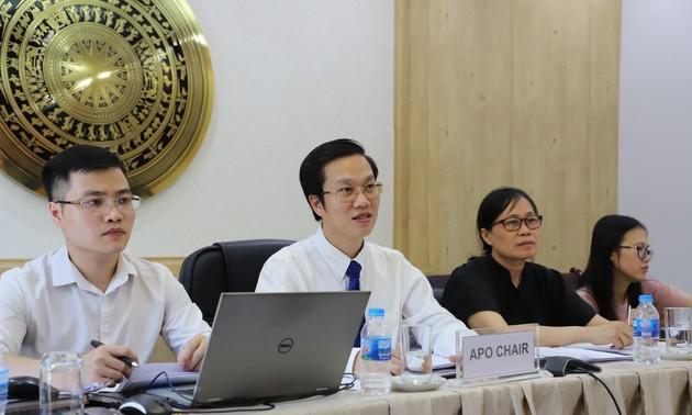 Việt Nam đảm nhiệm vai trò Chủ tịch Tổ chức Năng suất châu Á nhiệm kỳ 2020- 2021