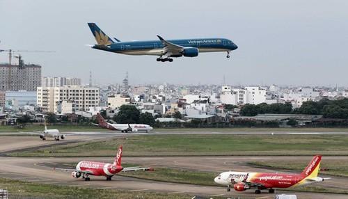Từng bước mở lại các chuyến bay thương mại quốc tế