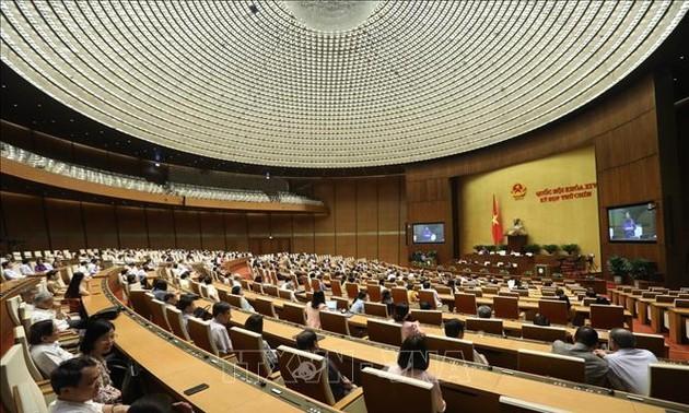 Quốc hội thông qua luật Đầu tư (sửa đổi)