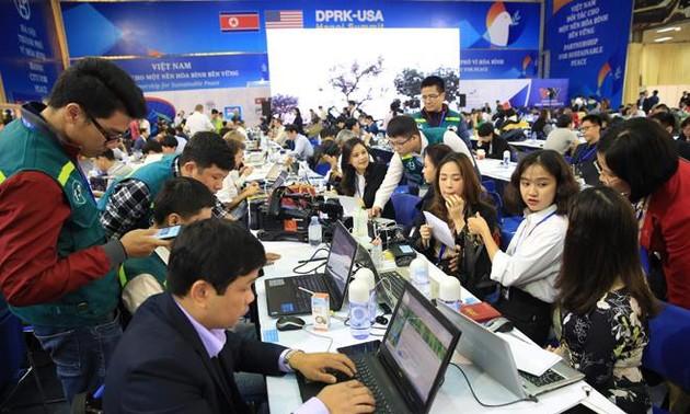 Tự do ngôn luận, tự do báo chí được đảm bảo ở Việt Nam