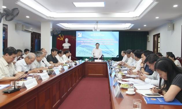 Xây dựng Chiến lược phát triển vật liệu xây dựng Việt Nam  2021-2030