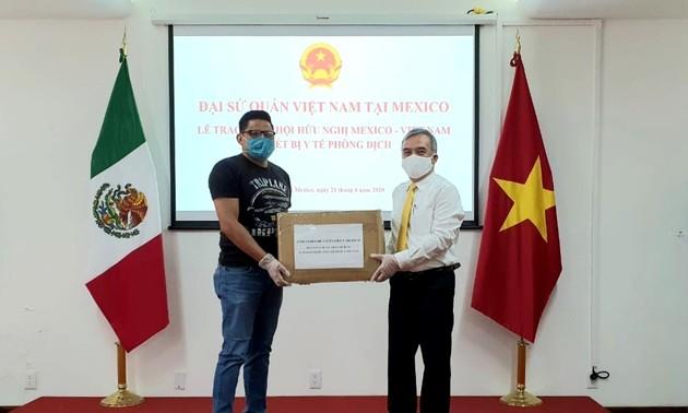Thống đốc bang Guerrero của Mexico cảm ơn Việt Nam hỗ trợ phòng chống dịch COVID-19