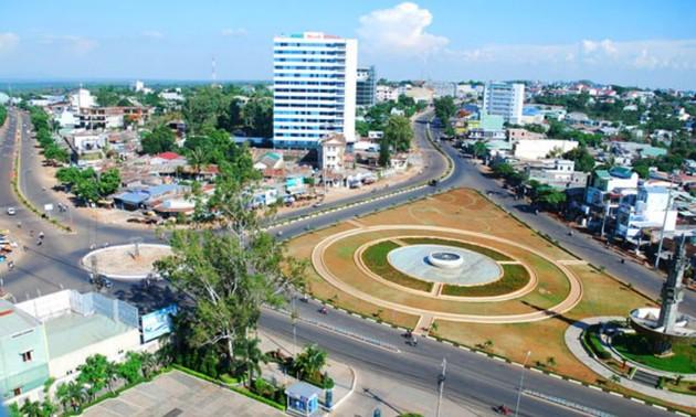 Gia Lai: Bắt đầu nhiệm vụ xây dựng tỉnh trở thành vùng động lực trong tam giác phát triển Việt Nam-Lào-Campuchia