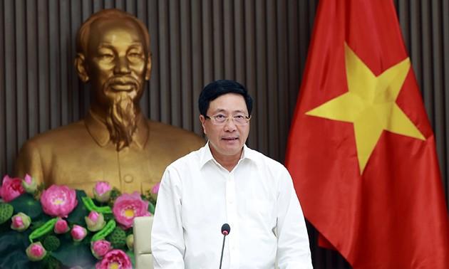 Đẩy mạnh thu hút vốn đầu tư nước ngoài và dự án có chất lượng vào Việt Nam