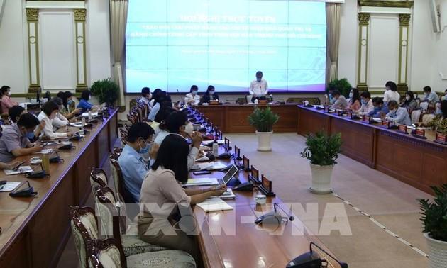 Ứng dụng công nghệ thông tin để cải thiện chỉ số PAPI tại Thành phố Hồ Chí Minh