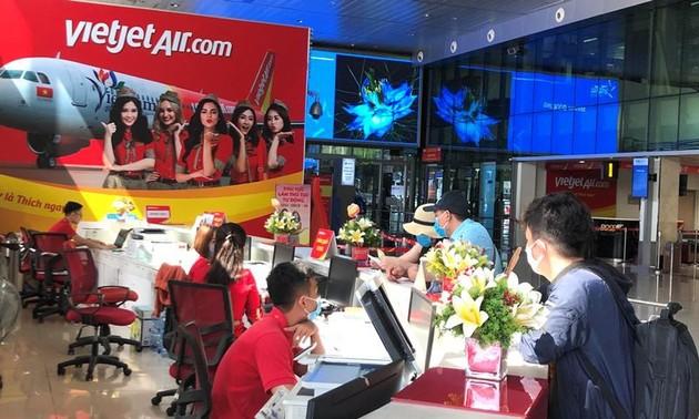 Vietjet Air mở bán 1,5 triệu vé dịp Tết Nguyên đán