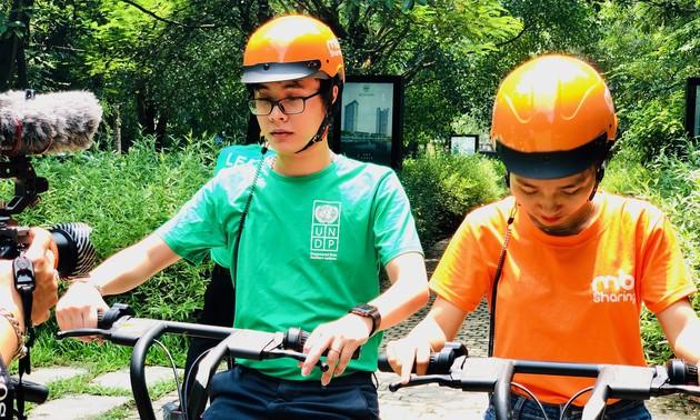 UNDP công bố Sáng kiến giao thông điện xanh ở Việt Nam