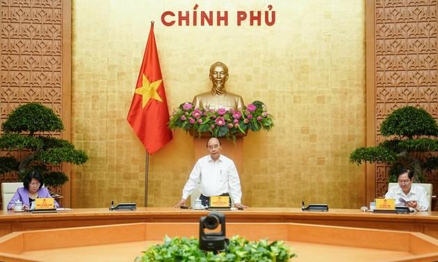 Thủ tướng Nguyễn Xuân Phúc chủ trì cuộc họp Hội đồng Thi đua-Khen thưởng Trung ương