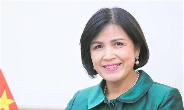 Việt Nam thúc đẩy hợp tác quốc tế về vai trò phụ nữ trong thương mại quốc tế