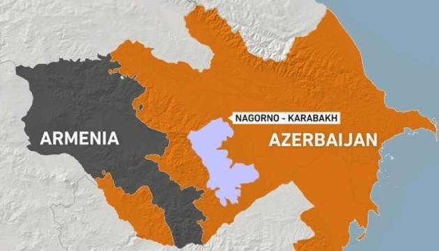 Chiến sự Nagorno-Karabakh bùng phát nguy hiểm