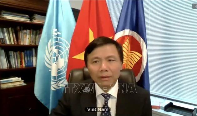 Việt Nam đánh giá cao hợp tác giữa LHQ và Liên minh châu Phi