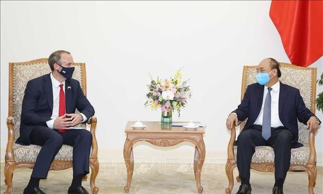 Việt Nam- Vương Quốc Anh hợp tác nhiều mặt, thực thi Hiệp định Thương mại song phương