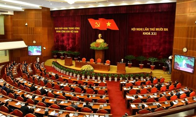 Dư luận quan tâm đến công tác nhân sự tại Hội nghị lần thứ 13, Ban chấp hành Trung ương Đảng khóa XII
