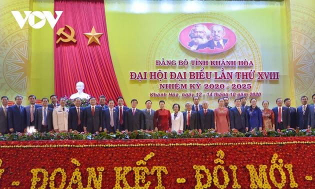 Tỉnh Khánh Hòa phải là động lực phát triển của vùng duyên hải Nam Trung bộ và Tây