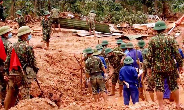 Cấp bằng Tổ quốc ghi công cho 13 liệt sĩ hy sinh ở Rào Trăng 3