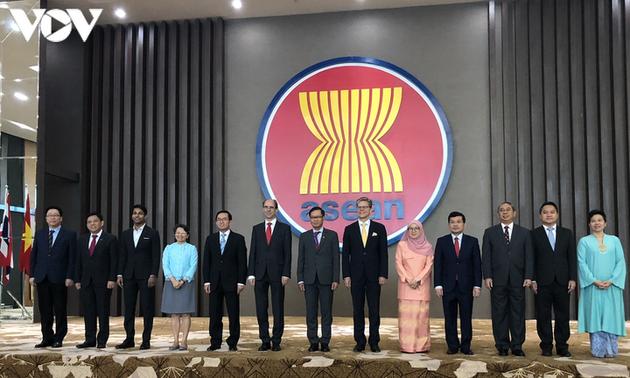 Thụy Sỹ đánh giá cao vai trò Chủ tịch ASEAN của Việt Nam trong ứng phó Covid-19