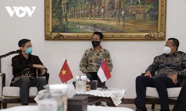 Tăng cường hợp tác biển và nghề cá giữa Việt Nam và Indonesia