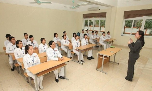 Nhật Bản tiếp nhận trở lại lao động Việt Nam