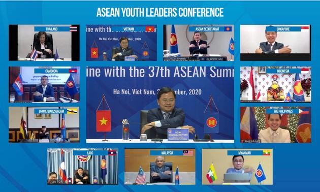 Thanh niên góp phần xây dựng cộng đồng ASEAN bản sắc, đoàn kết, thống nhất