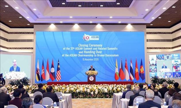 Myanmar đánh giá cao vai trò Chủ tịch của Việt Nam