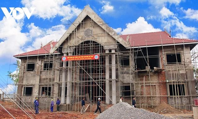 Đài PT-TH Xaysomboun – Công trình của quan hệ hợp tác Việt – Lào