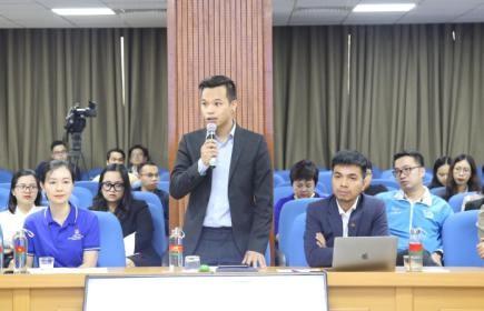 Tiến sĩ Lê Hưng: Diễn đàn trí thức trẻ là sân chơi giữ lửa, duy trì kết nối sức trẻ Việt trên toàn thế giới