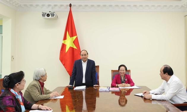 Thủ tướng Nguyễn Xuân Phúc: Nhân rộng mô hình học tập tiêu biểu toàn quốc