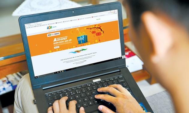 Thương mại điện tử giúp doanh nghiệp thêm nhiều cơ hội tìm kiếm khách hàng mới