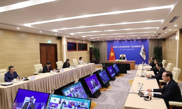 G20 xây dựng tương lai bền vững, bao trùm