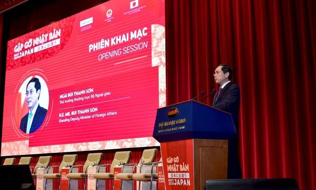 Nâng cao hiệu quả hợp tác đầu tư Việt Nam – Nhật Bản