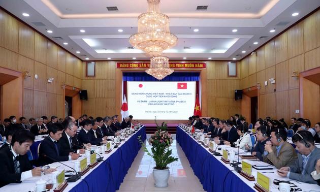 11 nhóm vấn đề sẽ được Việt Nam – Nhật Bản triển khai trong Sáng kiến chung giai đoạn 8