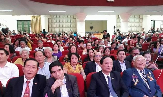 Hội thân nhân kiều bào Lào-Thái : Thắt chặt tình hữu nghị Lào- Việt Nam- Thái Lan