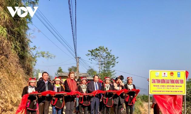 UNDP hỗ trợ đồng bào dân tộc thiểu số Hà Giang bị tác động do Covid 19