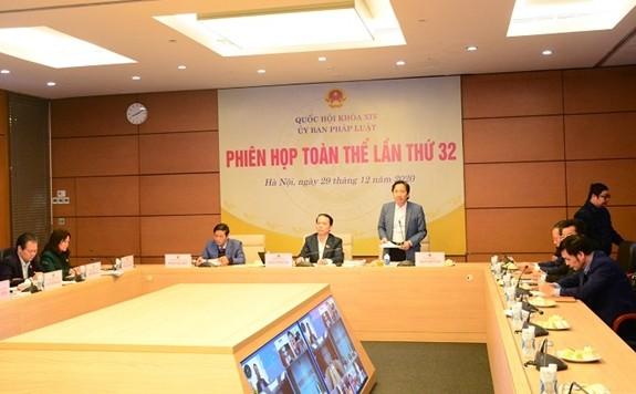 Ủy ban Pháp luật Quốc hội xem xét điều chỉnh đơn vị hành chính 4 tỉnh