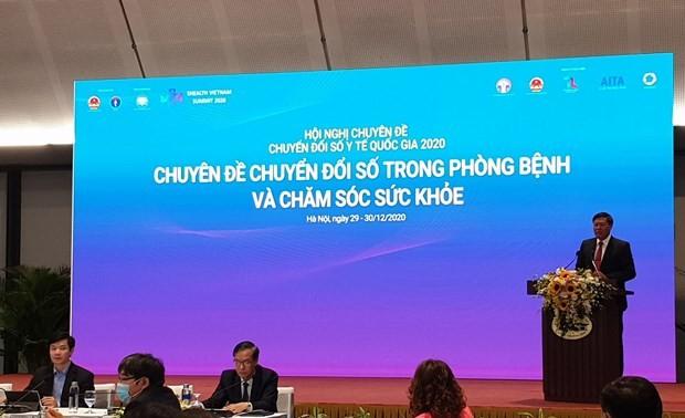 Việt Nam chú trọng phát triển Hệ sinh thái Y tế số