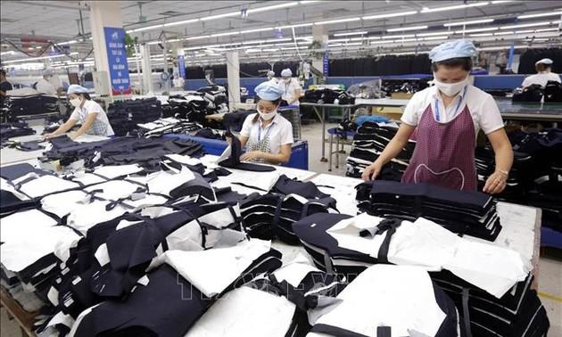 Ngành dệt may Việt Nam đặt mục tiêu xuất khẩu từ 38- 39 tỷ USD năm 2021