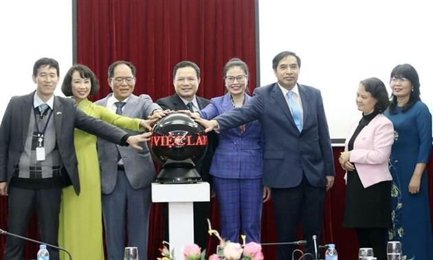 Khai trương Cổng thông tin dịch vụ việc làm Việt Nam