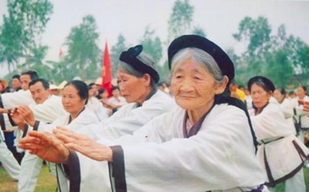 Hội nghị tổng kết công tác người cao tuổi năm 2020