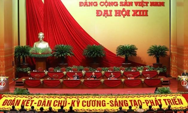 Truyền thông Nhật Bản đưa tin Đại hội XIII Đảng Cộng sản Việt Nam